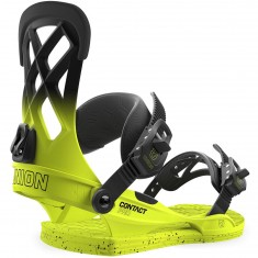 Union Contact Pro Snowboard Bindings 2018 - Volt Yellow