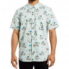 Vans Canals Shirt - Party Train