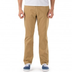 Vans Excerpt Chino Pants - New Mushroom Brown