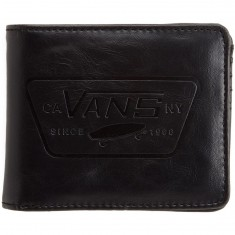 Vans Full Patch Bifold Wallet - Black