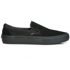 Vans Slip-On Pro Shoes - Blackout
