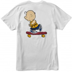 Vans X Peanuts Good Grief T-Shirt - White