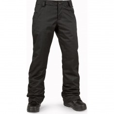 Volcom Frochickie Womens Insulated Snowboard Pants - Black