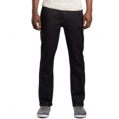 Volcom Solver Denim Pants - Rinse