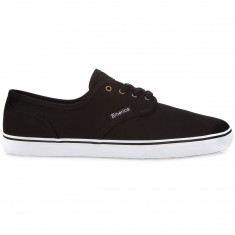Emerica Wino Cruiser Shoes - Black/White