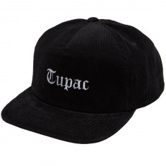 XLarge X 2 Pac 5 Panel Hat - Black