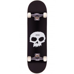 Zero Single Skull Skateboard Complete - 8.25""