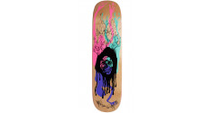 Welcome Here It Comes On Amulet Skateboard Deck - Natural - 8.125