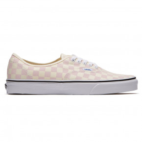 Vans Original Authentic Shoes - Chalk Pink/Classic White Checkerboard