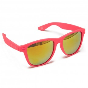 Neff Daily Sunglasses - Pink Soft Touch