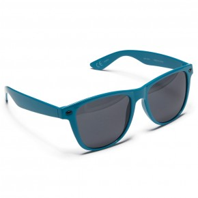 Neff Daily Sunglasses - Gloss Cyan