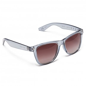 Neff Daily Inlay Sunglasses - Black Ice/Silver/Smoke