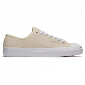 Converse Jack Purcell Pro Shoes - Natural/White/White