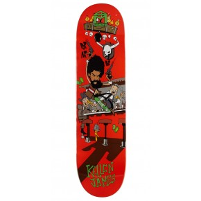 Sk8 Mafia Fun James Skateboard Deck - 8.00""