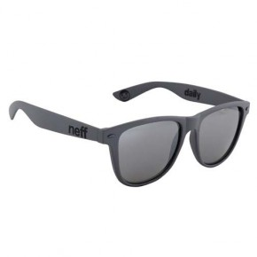 Neff Daily Sunglasses - Matte Grey