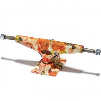 Krux Graphic Forged Skateboard Trucks - Pizza
