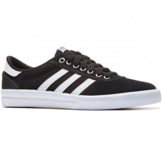 Adidas Lucas Premiere Shoes - Black/White/White