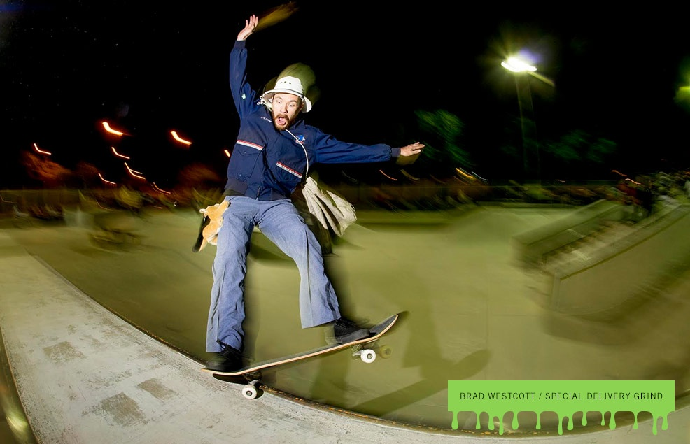 Brad Westcott / Special Delivery Grind