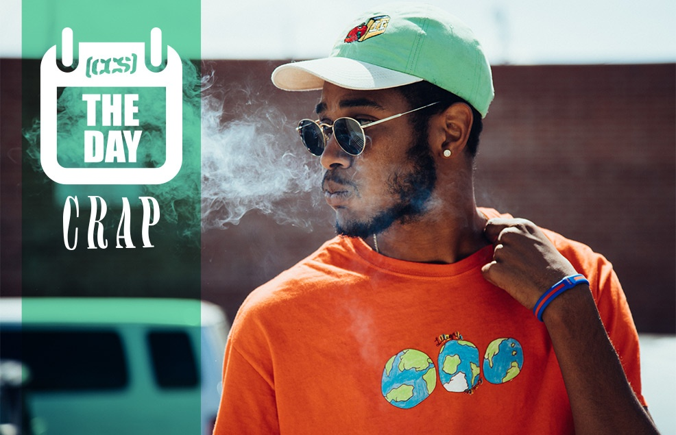 The Day: An Afternoon With The Crap Crew