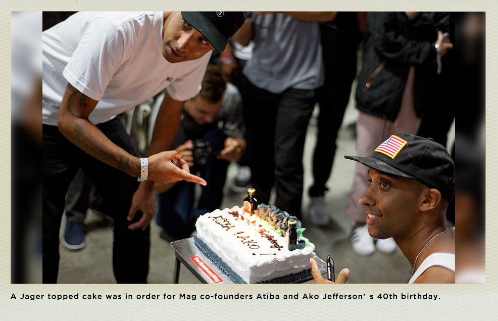 The Skateboard Mag 150th Issue Release Party