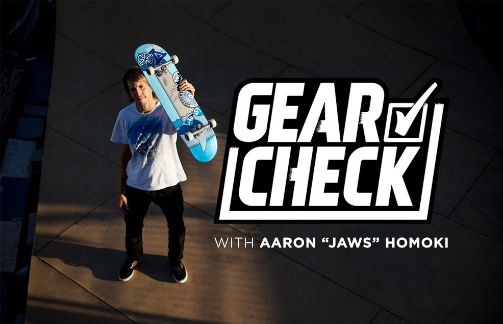Gear Check with Jaws