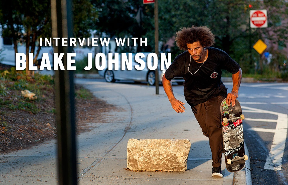 Interview with Blake Johnson