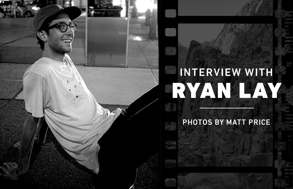 Interview with Ryan Lay of Skate After School