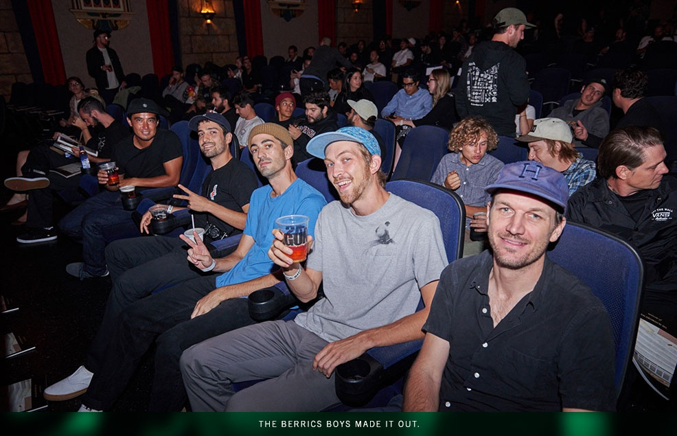 Emerica Made Chapter 2 Premiere