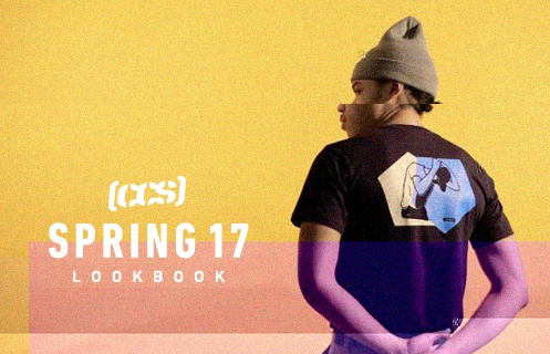 CCS Apparel Spring '17 Lookbook