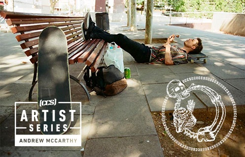 Artist Series: Andrew McCarthy Interview