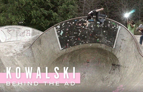 CCS Behind The Ad: Kevin Kowalski
