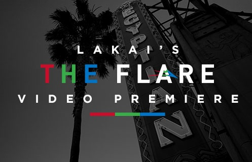 Lakai: The Flare Video Premiere