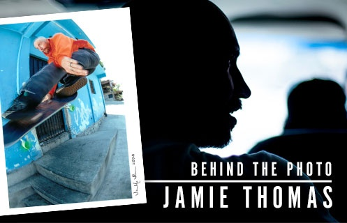 Jamie Thomas: Behind The Photo