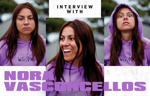 Nora Vasconcellos Interview