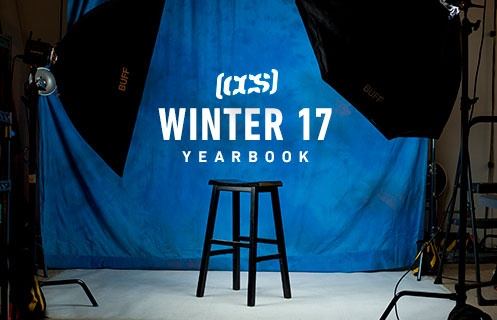 CCS Winter 2017 Yearbook