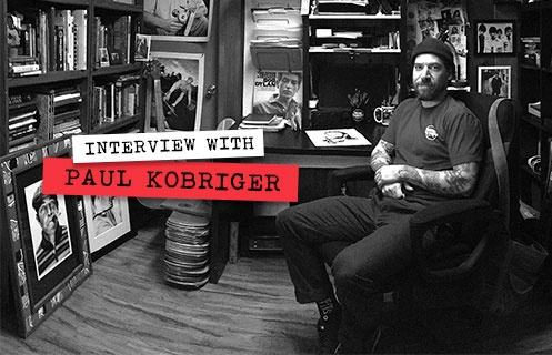 Paul Kobriger Interview