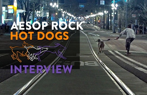 Aesop Rock Hot Dog Interview