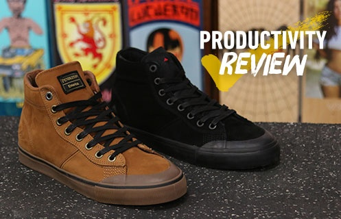 Emerica Indicator High Shoe Review