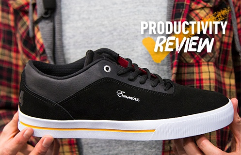 Emerica G-Code Re-up Shoe Review
