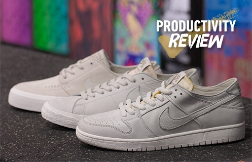 Nike SB Zoom Deconstruct Shoe Pack Review