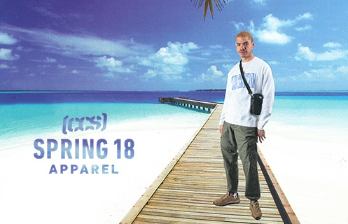 CCS Spring 18 Collection