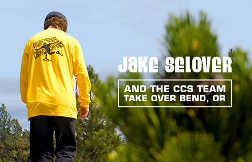 Jake Selover And The CCS Team Takeover Bend, OR