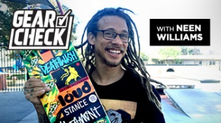 Gear Check with Neen Williams