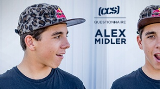 CCS Questionnaire with Alex Midler
