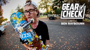 Gear Check with Ben Raybourn