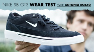 Nike SB Zoom GTS Wear Test