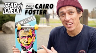 Gear Check with Cairo Foster