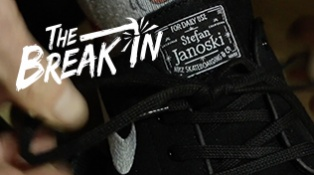 The Break In: Nike SB Janoski Shoes