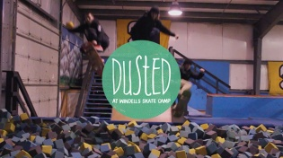 Dusted Crew Skates Windells Skate Camp