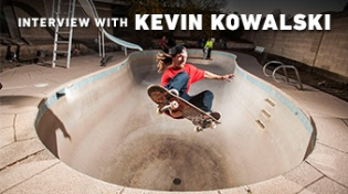 Interview with CCS Team Rider Kevin Kowalski